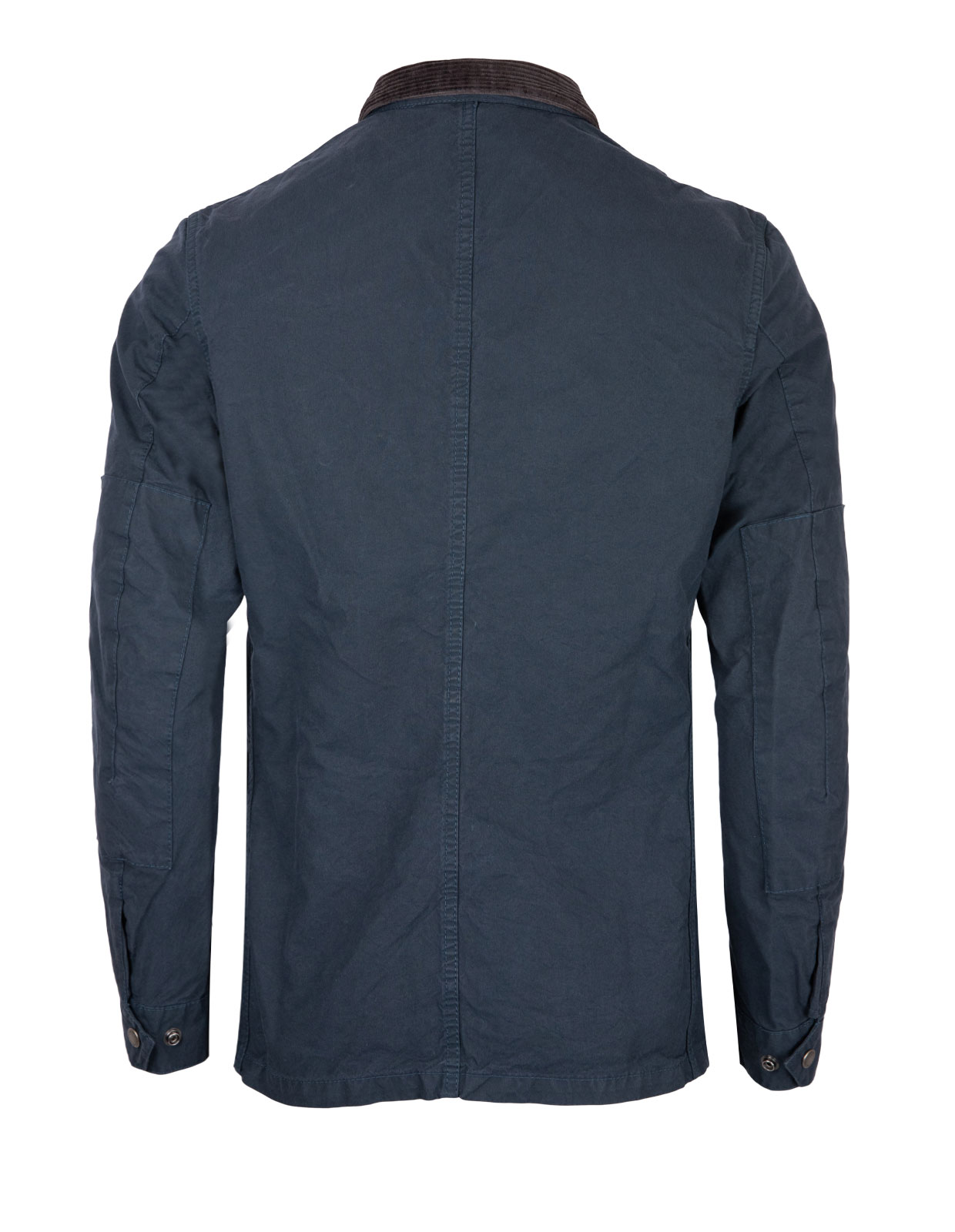 Summer Wash Duke Casual  Jacket Indigo