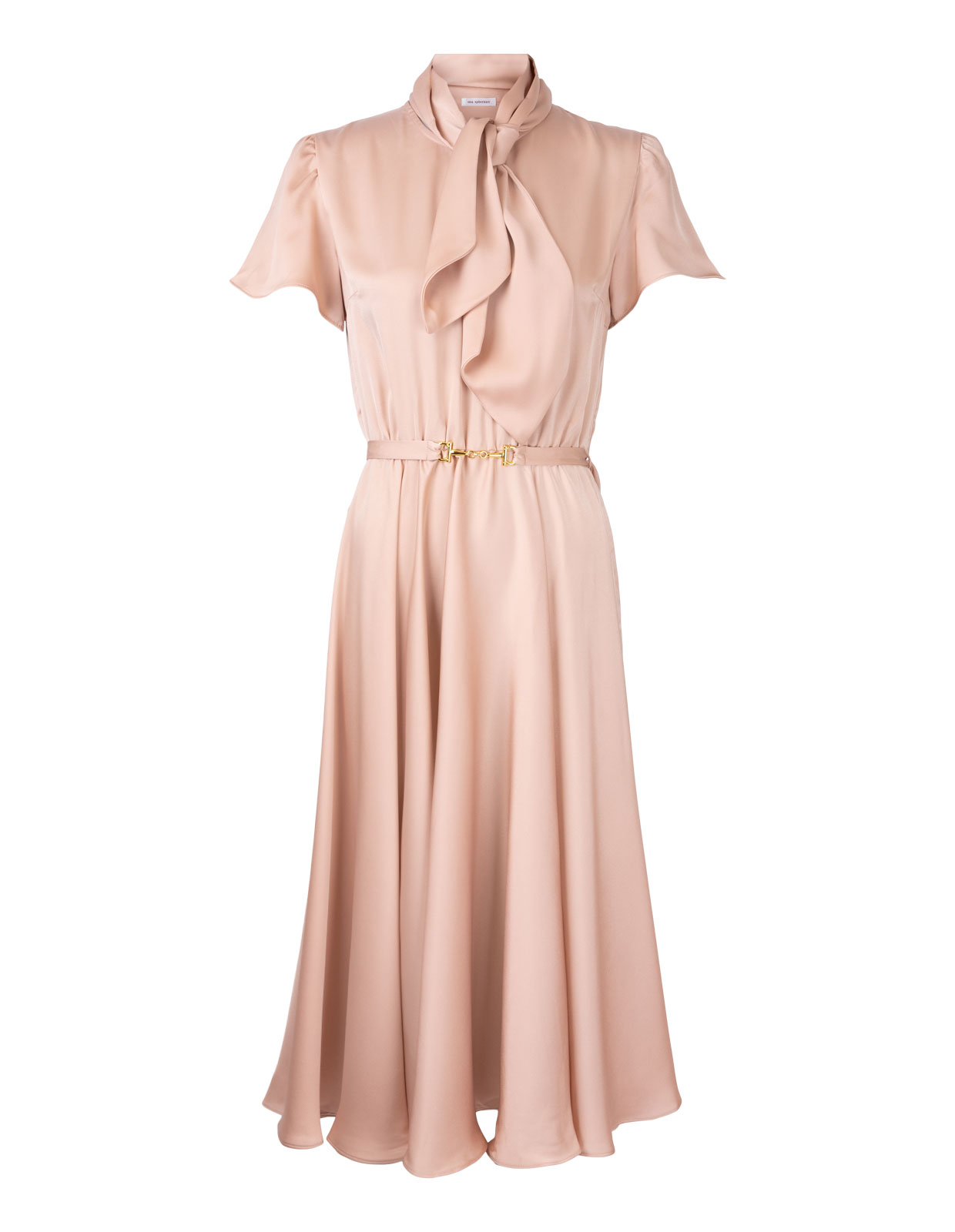 Taylor Dress Mink Light Pink