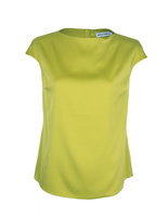 Yui Silk Blouse Lime