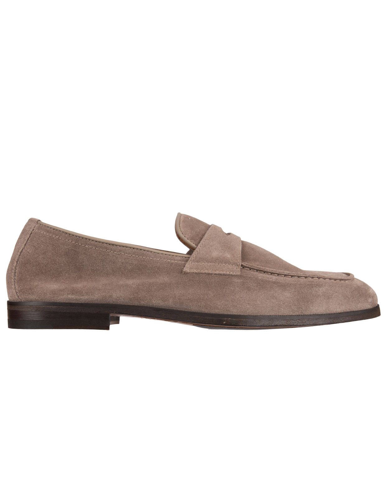 Penny Loafers TM  Washed Taupe
