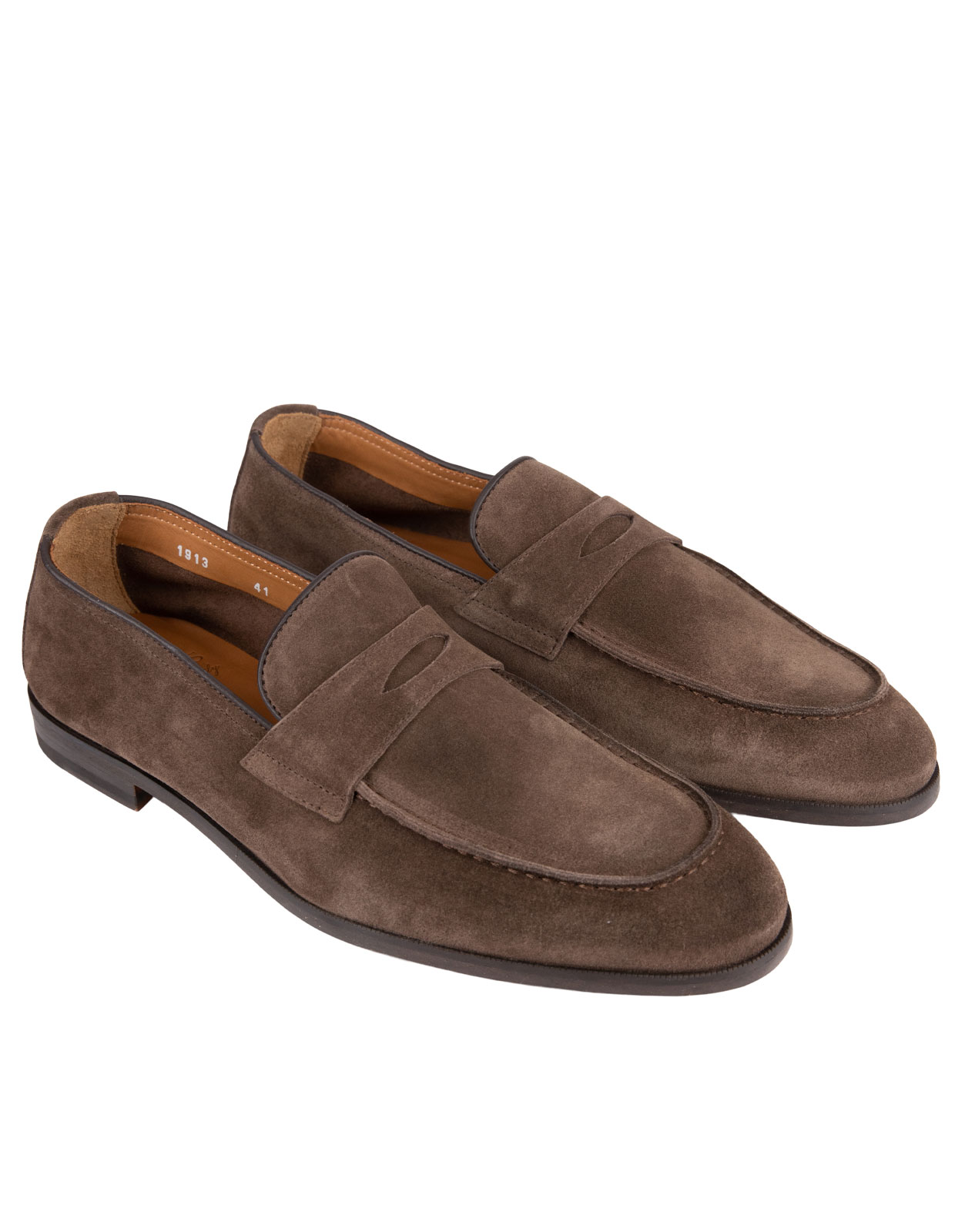 Penny Loafers Washed Coffe