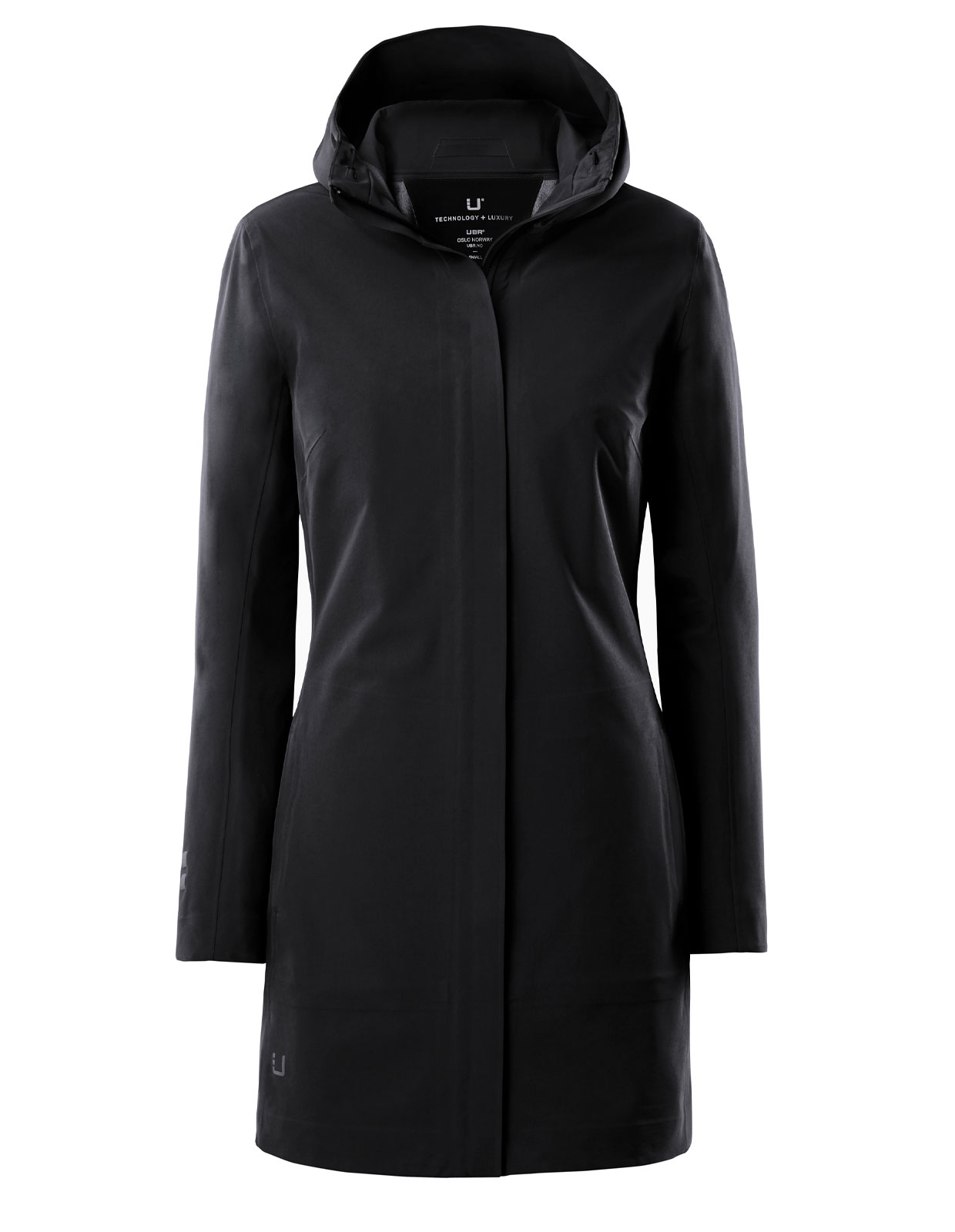 Althena Coat Black