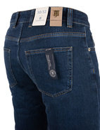 5-pkt Cape Town Silk Touch Dark Denim