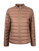 Lisa Light Down Jacket Visone