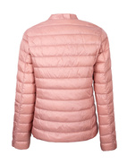 Lisa Light Down Jacket Rosa