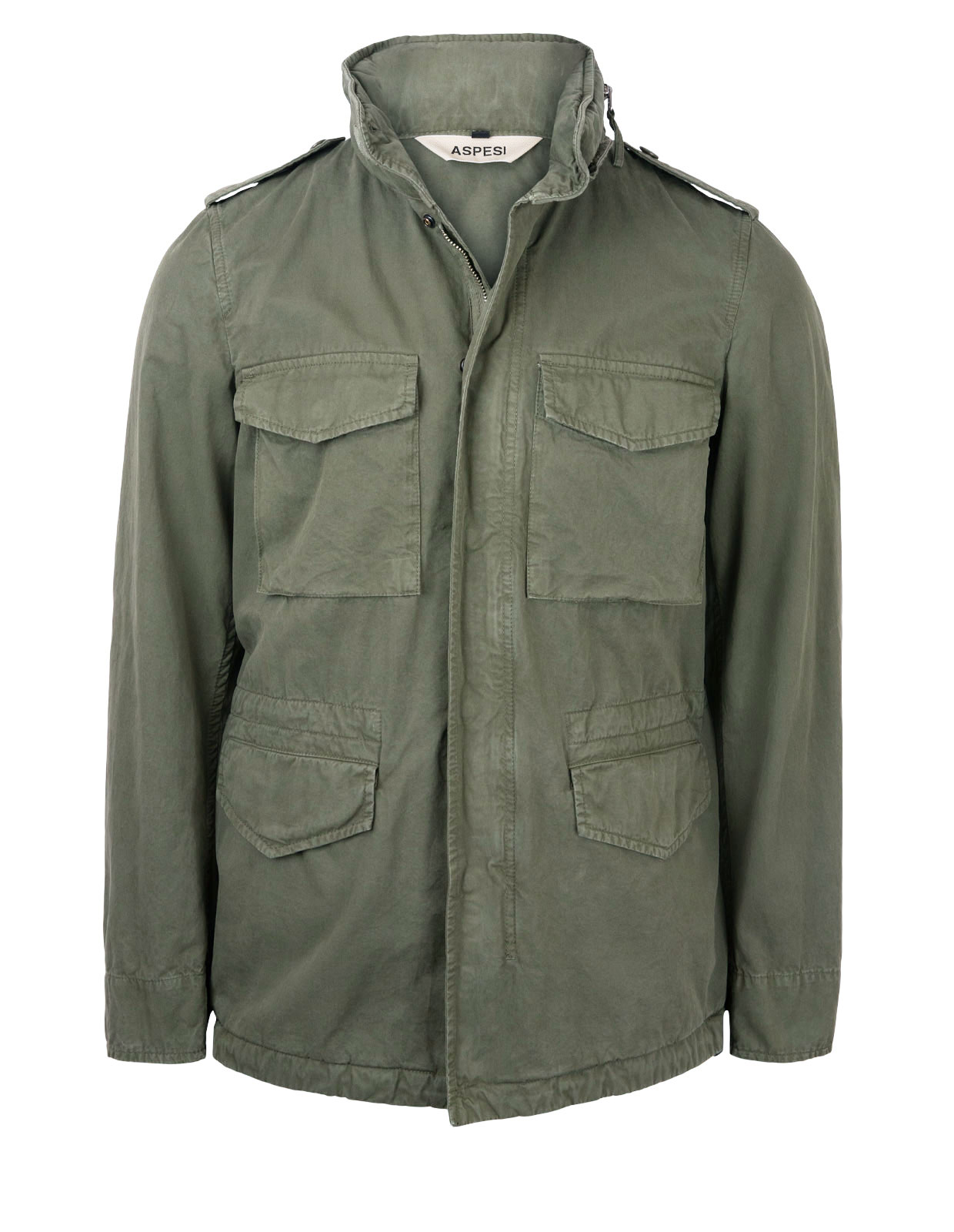 Field Jacket CG20 M65 Cotton Green