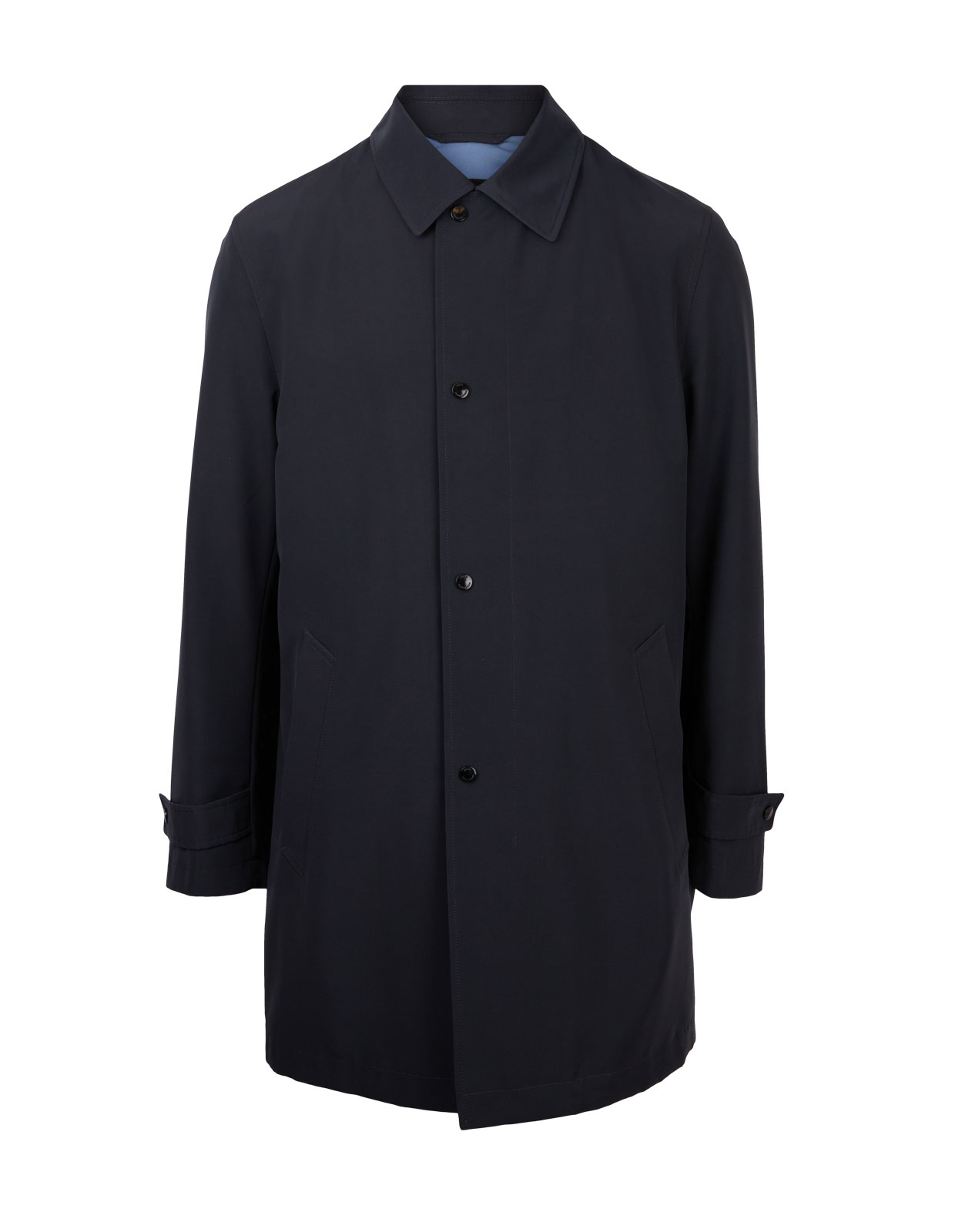 Daine Coat Water Repellent Dark Blue