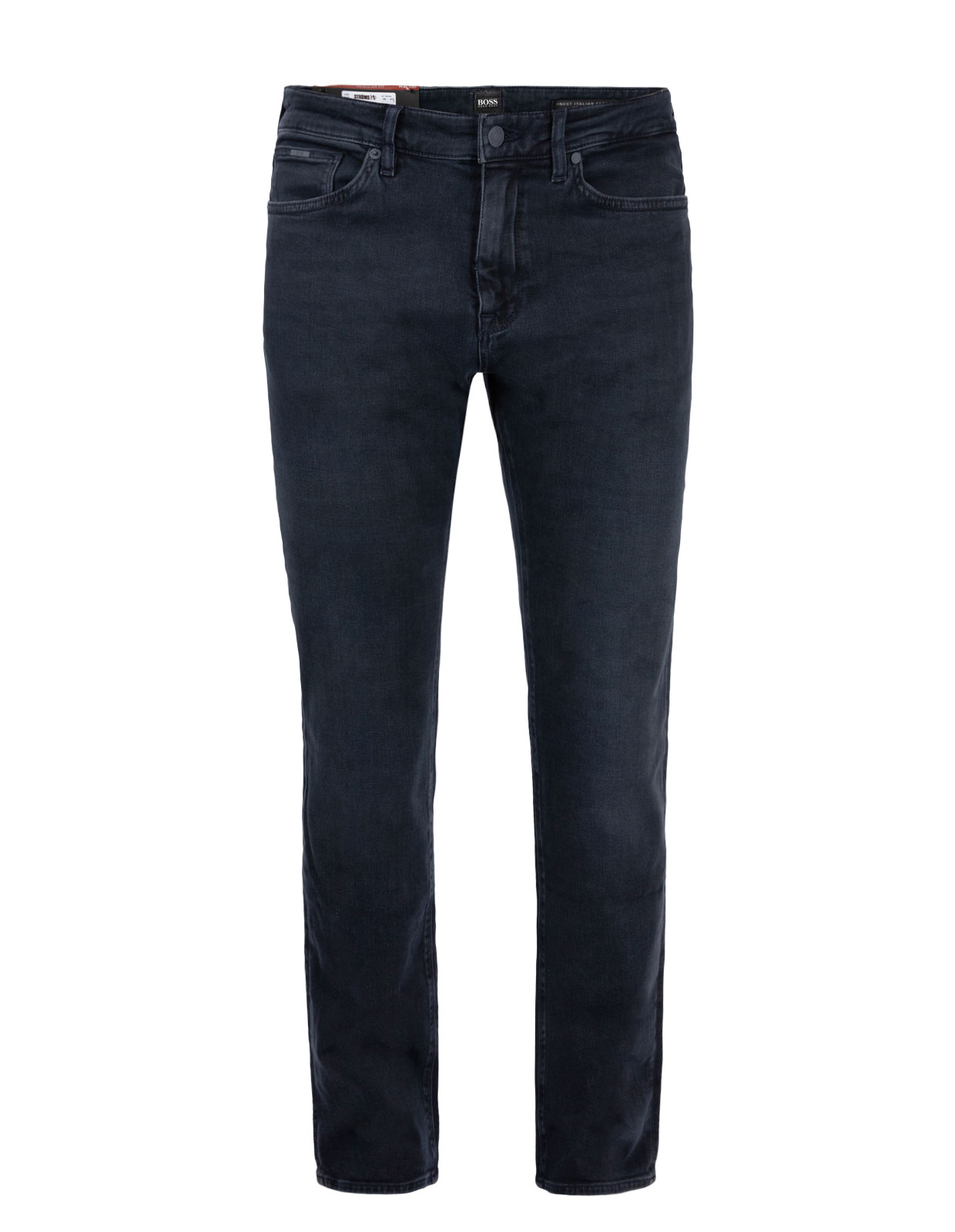 Maine Regular Fit Jeans Super Soft Denim Dark Blue