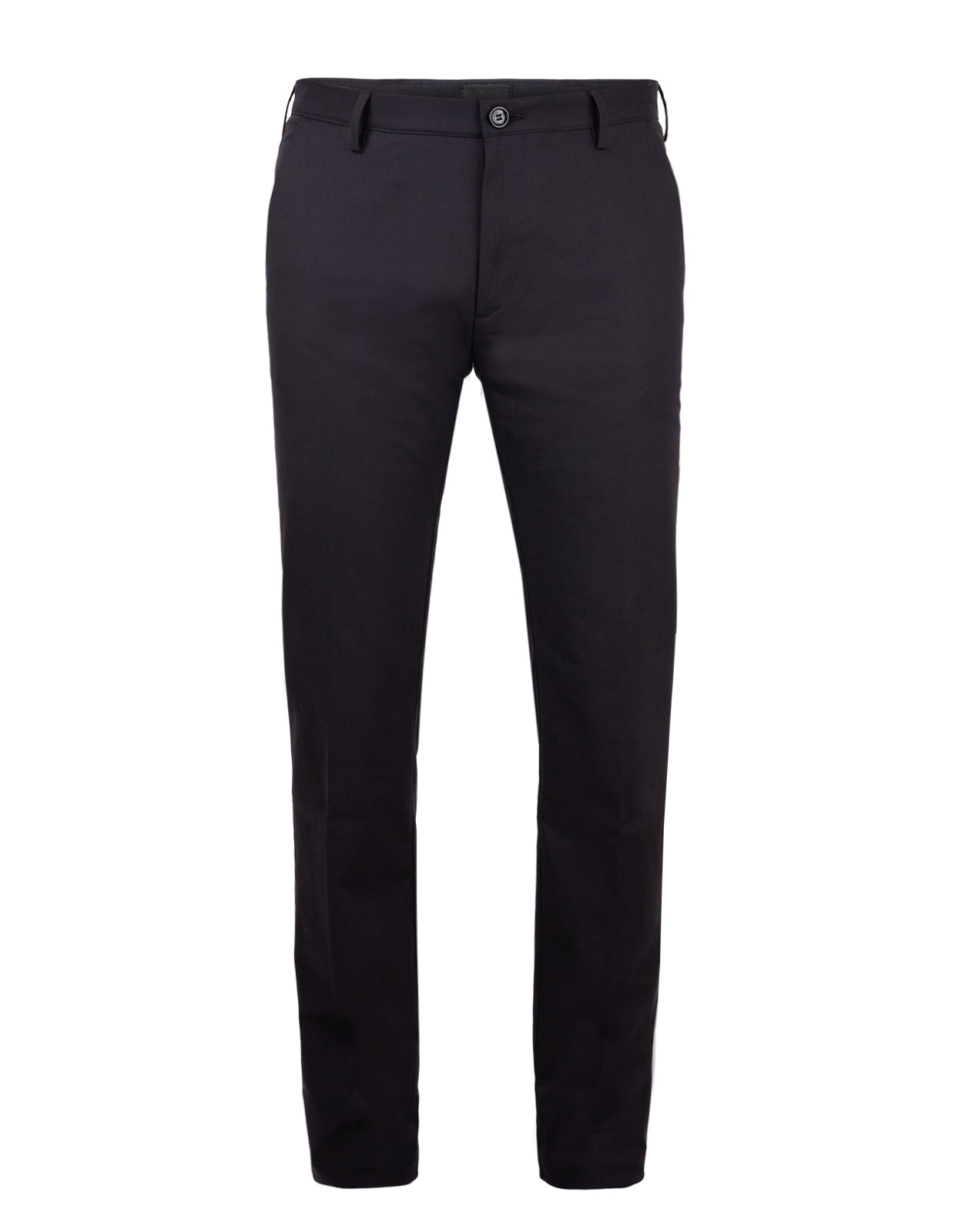 Rice-3-W Cotton Stretch Chinos Black