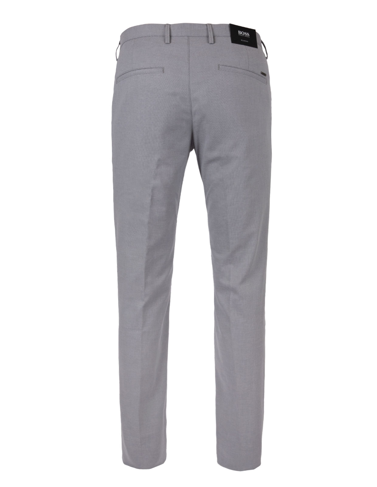 Rice-3-W Cotton Stretch Chinos Medium Grey