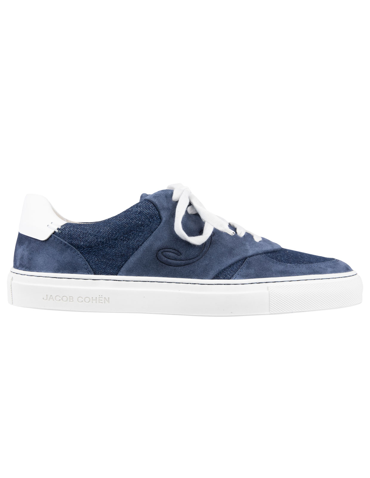 Dreamer Sneaker Denim Suede Denim Blue