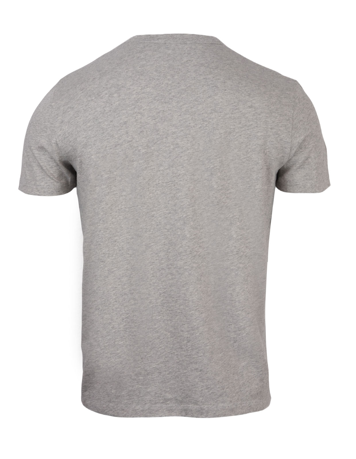 Philippe T-Shirt Silk Touch Gris Chin