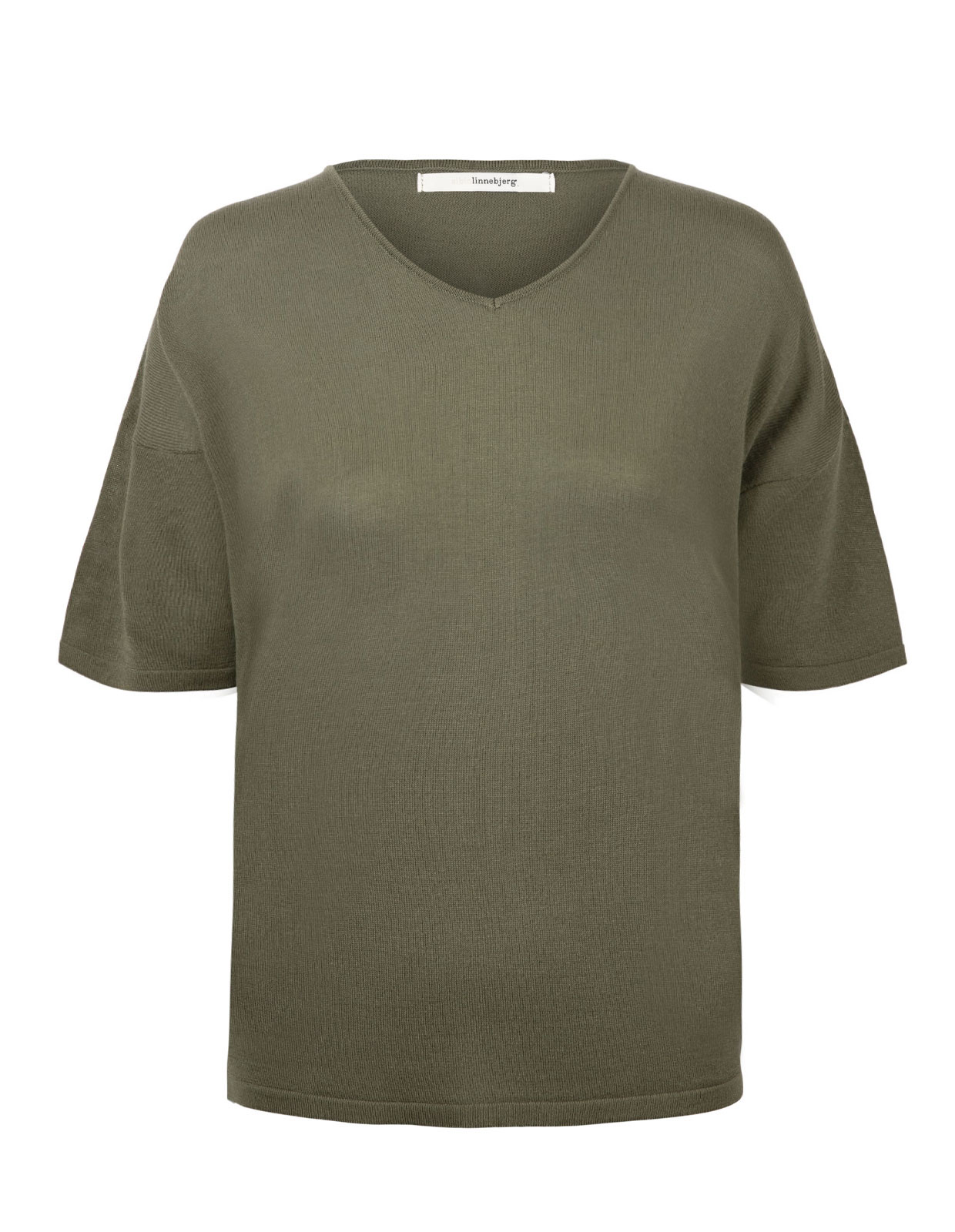 Cora topp Army Green