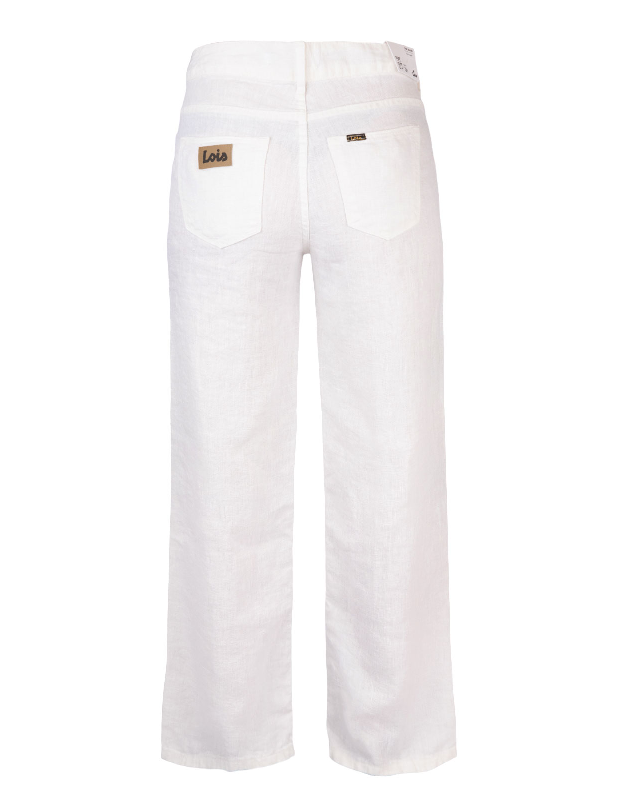 Trouser Linnen White