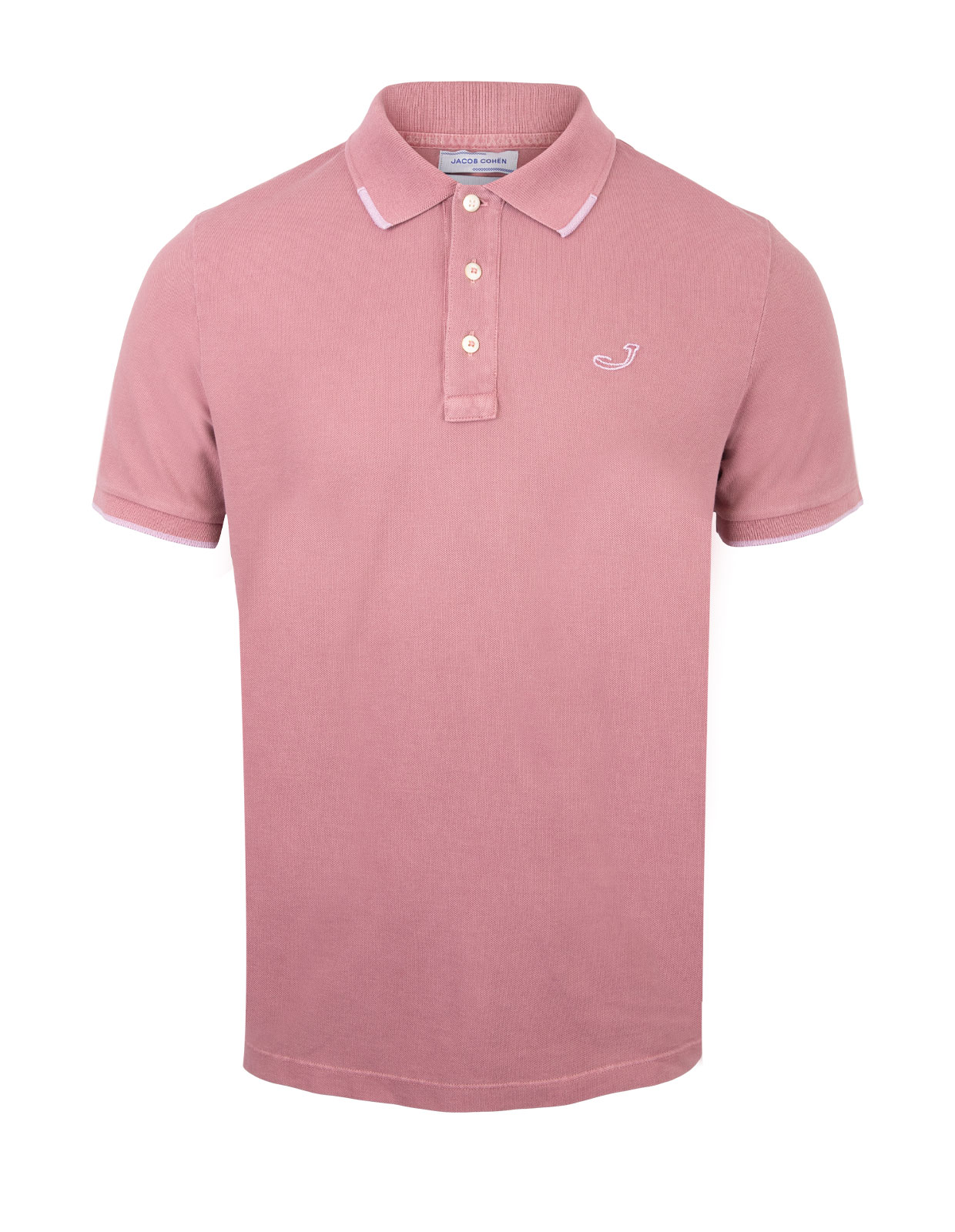 Jacob Cohen Polo Shirt Light Red