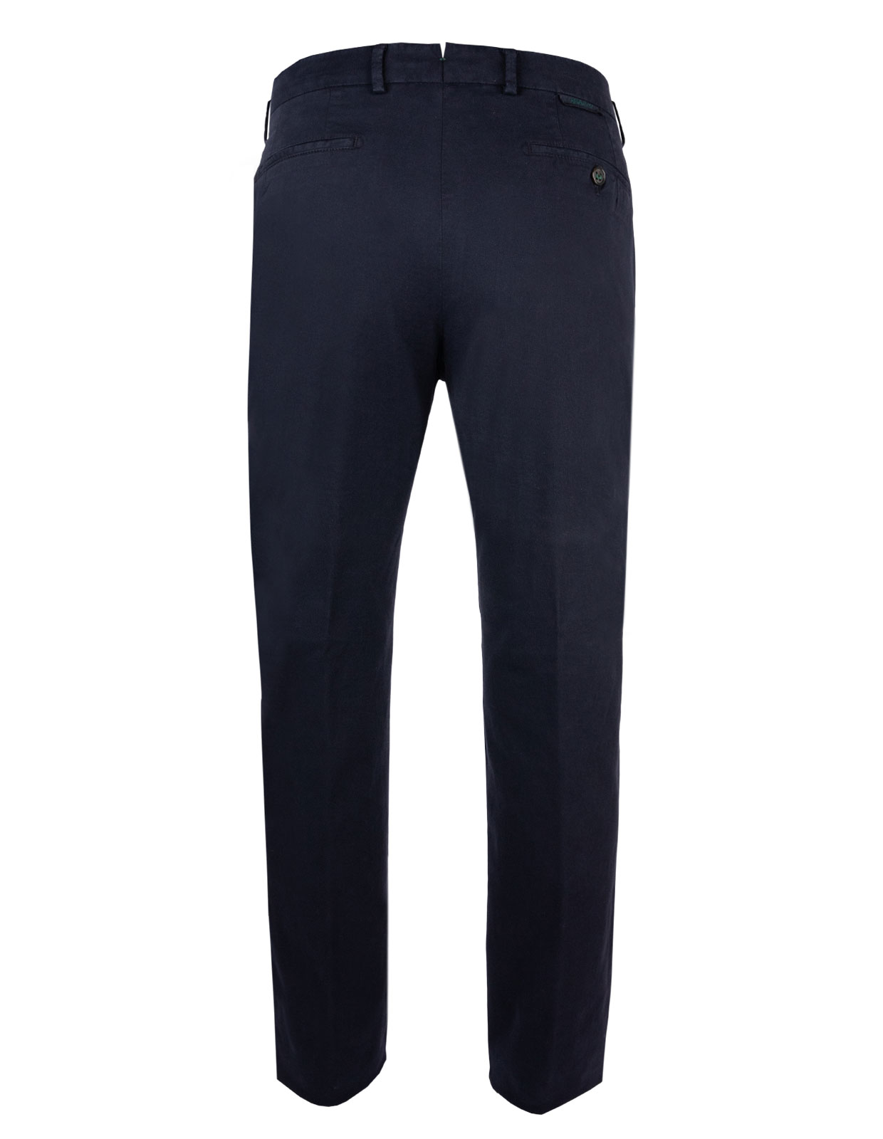 Comfort Slim Chinos Cotton Stretch Navy