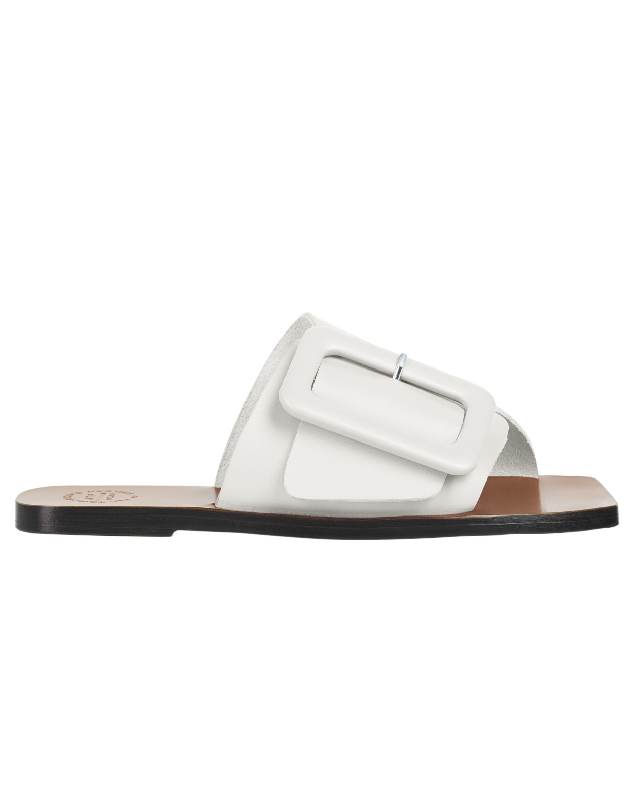 Ceci Sandal Ice White