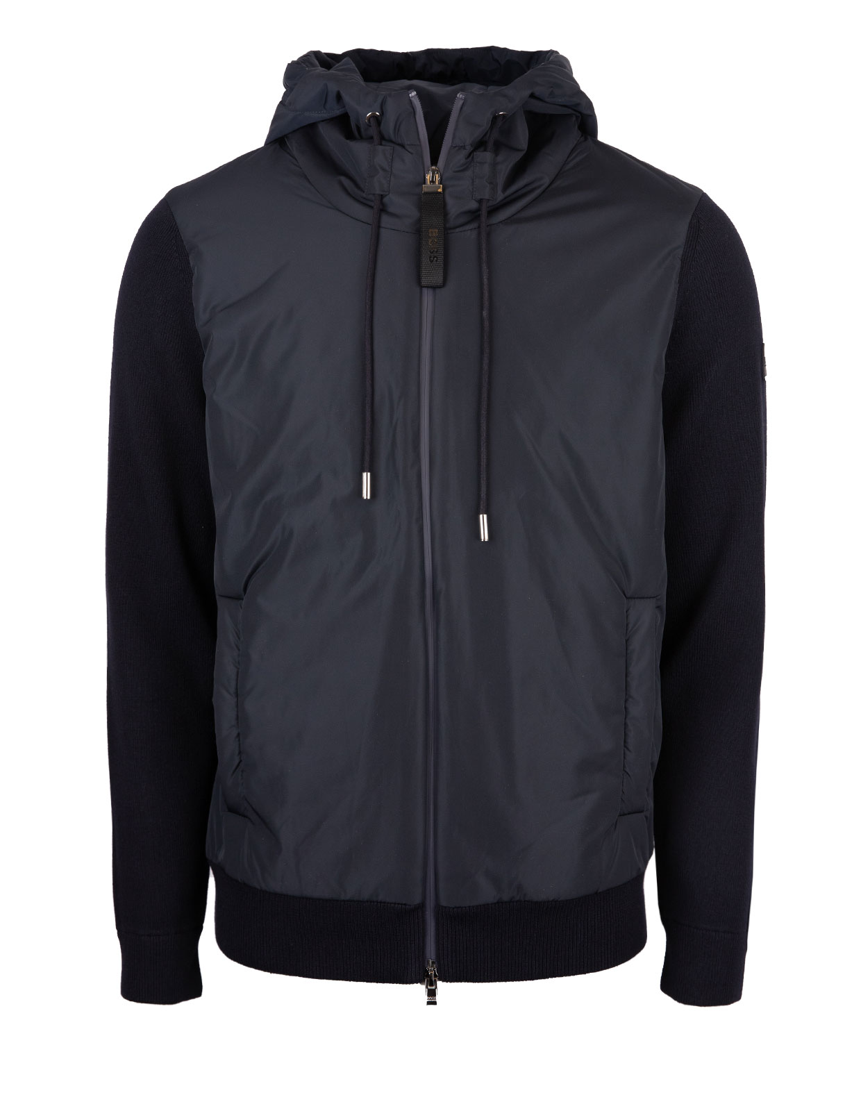 Pallino Hybrid Jacket Dark Blue