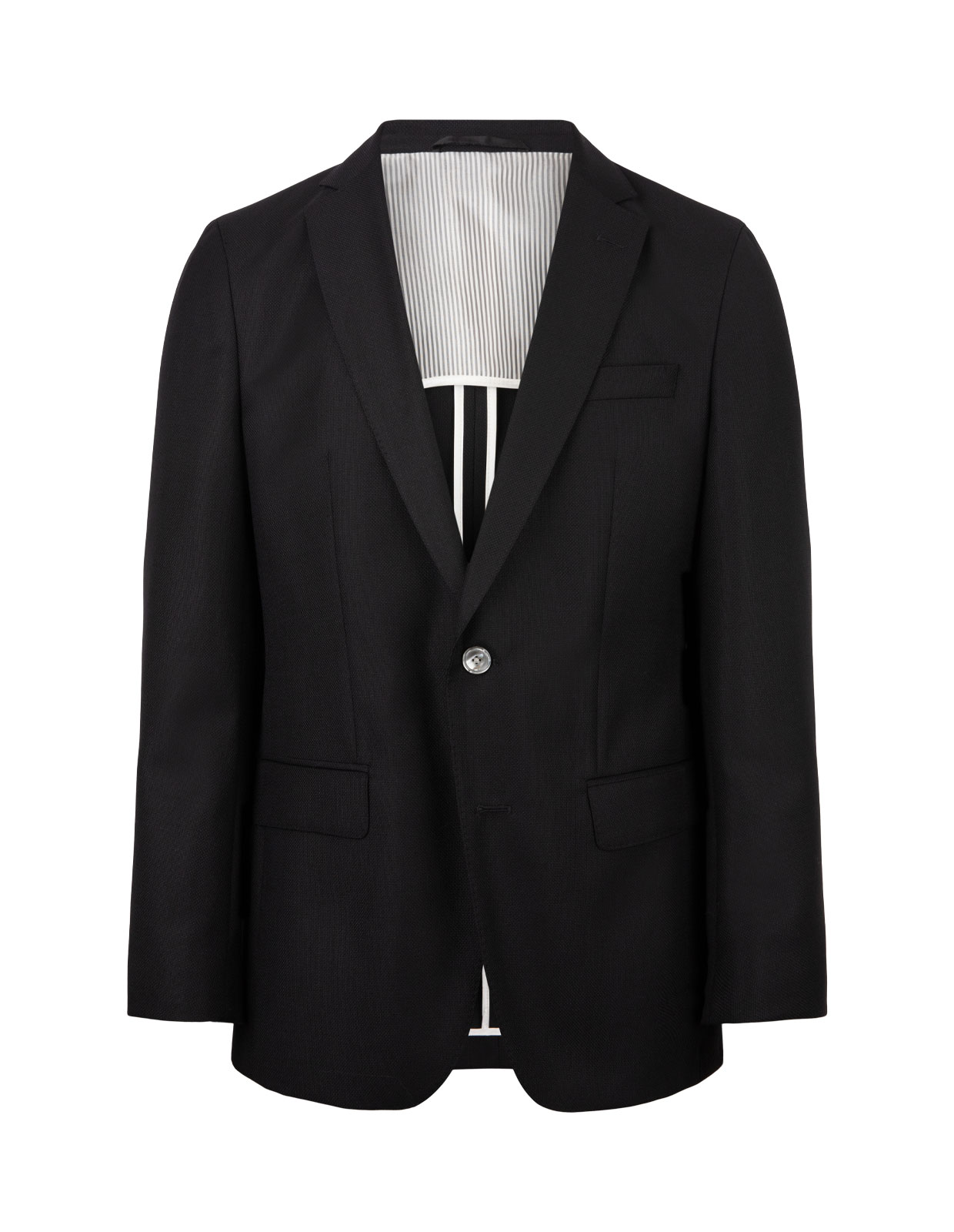 Hartley Blazer Wool Black