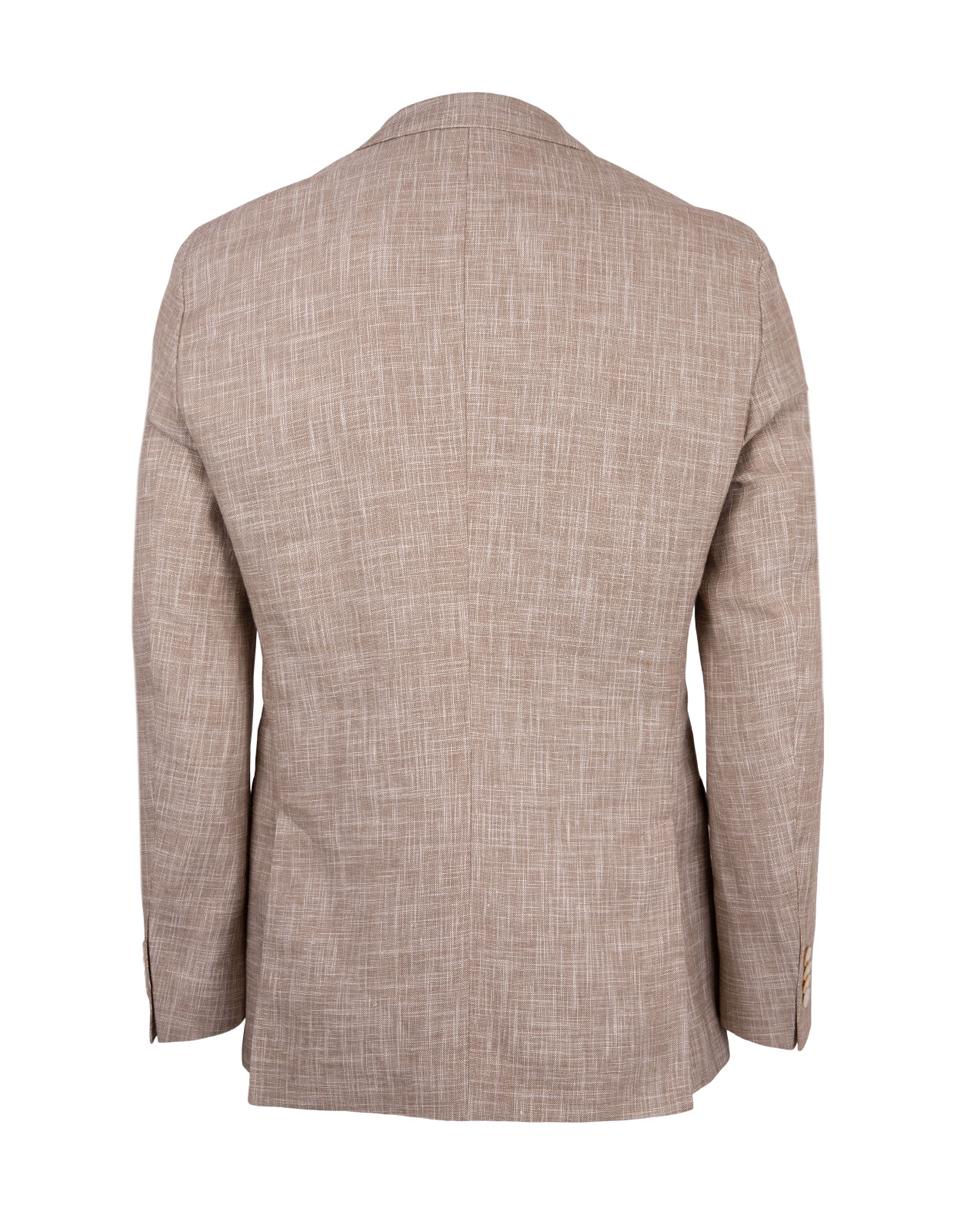 Hartley Blazer Linen Wool Medium Beige
