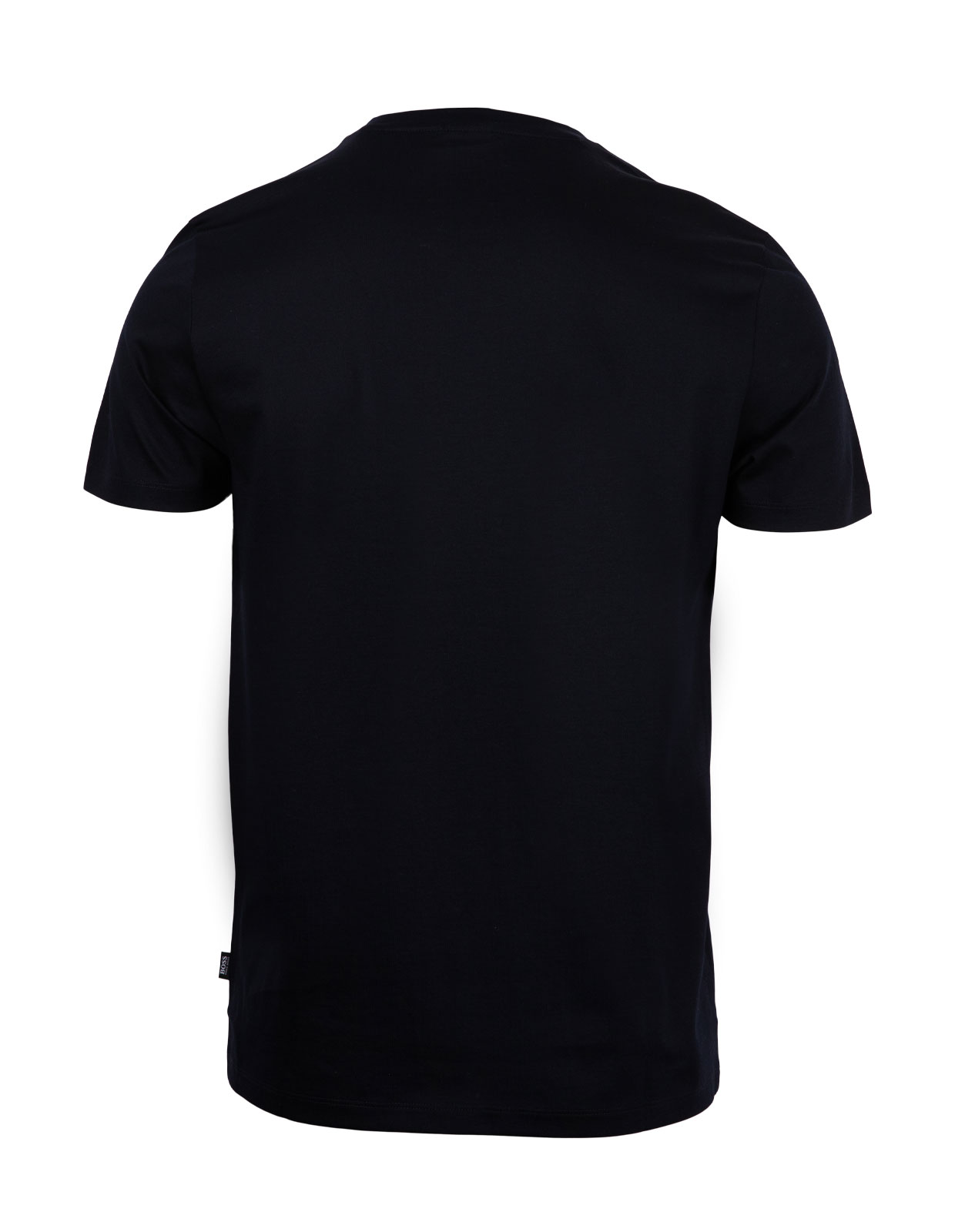 Tessler T-shirt Cotton Dark Blue
