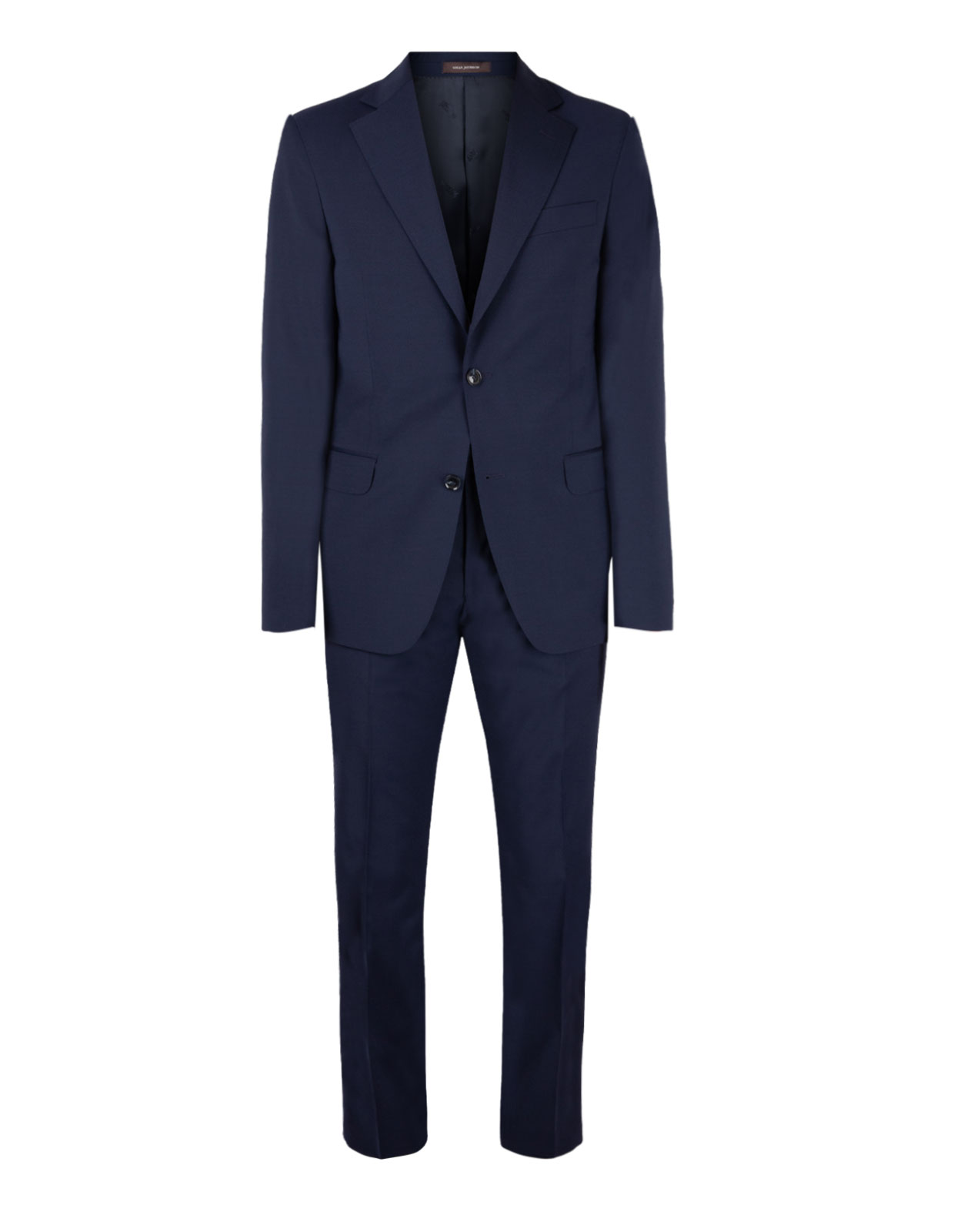 Falk Suit Regular Wool Stretch Italy Blue