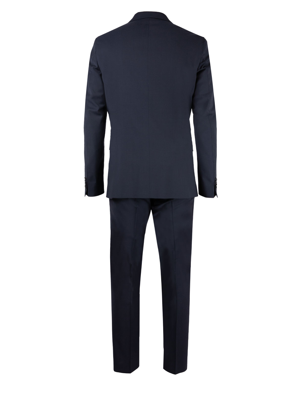 Falk Suit Regular Wool Stretch Dark Navy