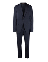 Ego Suit Slim Wool Stretch Dark Navy