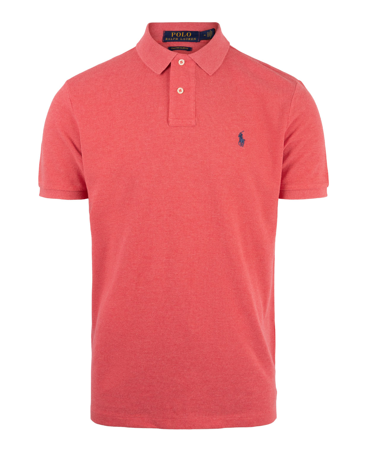 Custom Slim Fit Polo Highland Rose