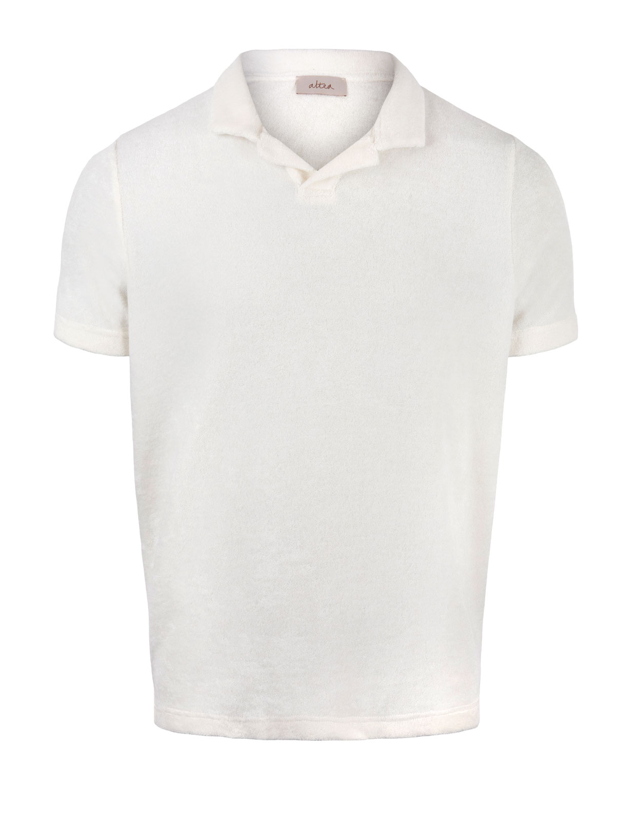 Dennis Terry Polo Shirt White