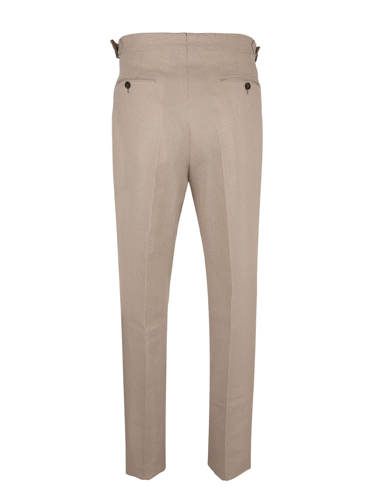 Sartorial Trouser Spence Bryson Linen Simply Taupe