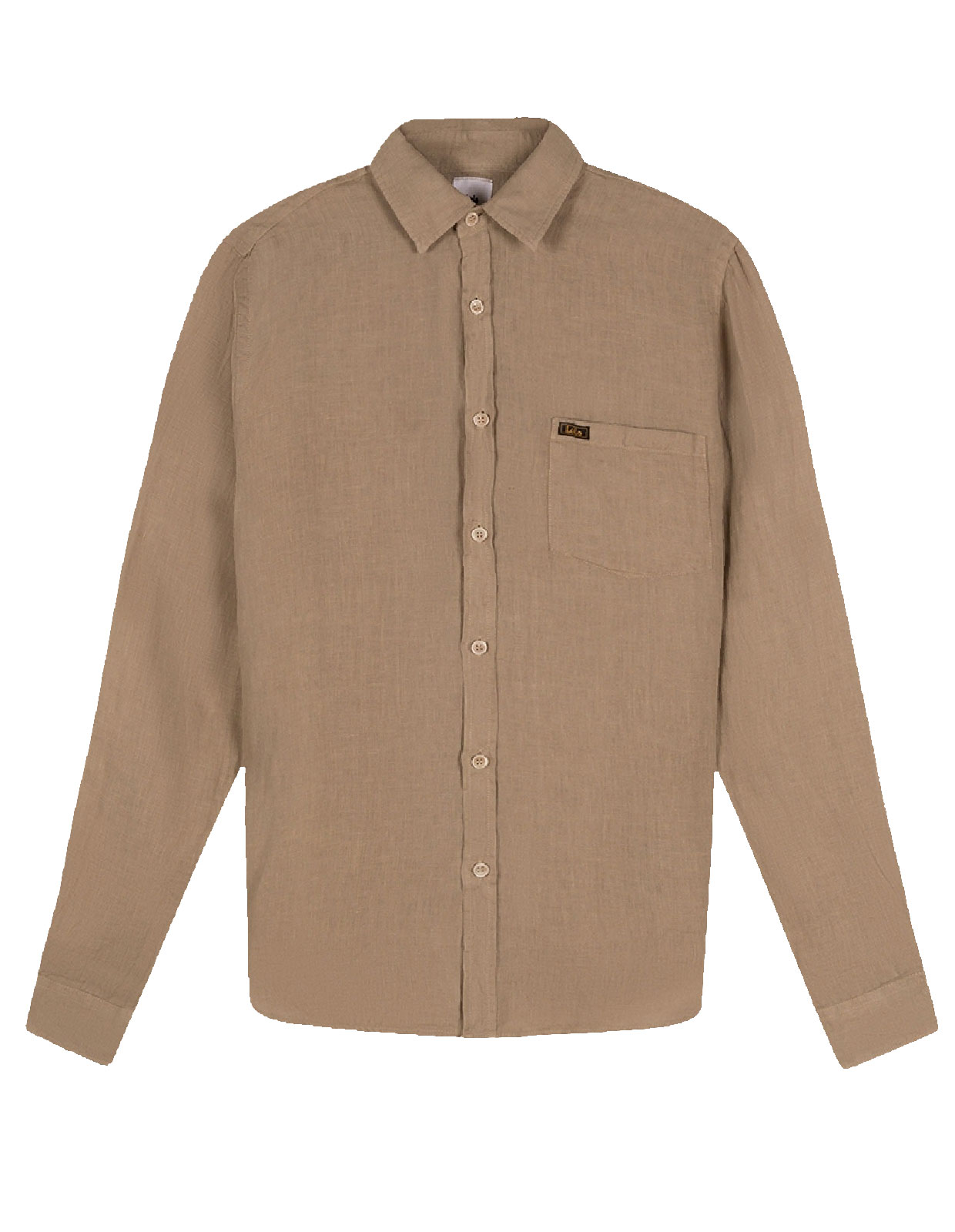 Shirt  Lucas Olive grey
