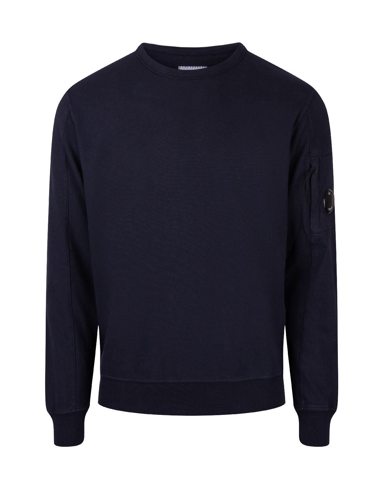 Light Fleece Garment Dyed Sweatshirt Total Eclipse