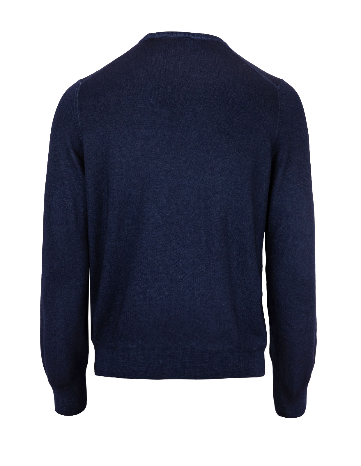 Summer Cashmere Crew Neck Navy