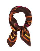 Scarves Chain Brown